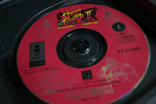 SUPER STREET FIGHTER II X(FZ-SJ3851)