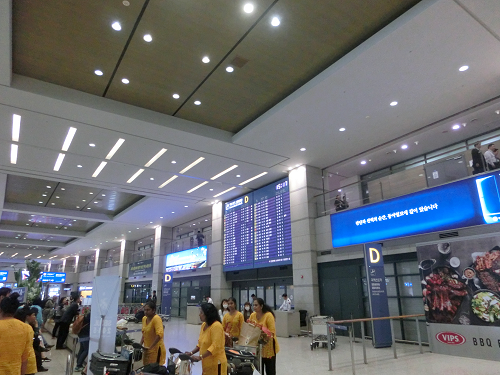 仁川国際空港(Incheon International Airport)