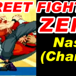 ナッシュ(Nash/Charlie) Playthrough - STREET FIGHTER ZERO [GV-VCBOX,GV-SDREC]