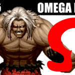 オメガ・ルガール(OMEGA Rugal) - THE KING OF FIGHTERS '95(PS) [GV-VCBOX,GV-SDREC]