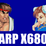 Ryu Playthrough - STREET FIGHTER II DASH (X68000,SHARP)