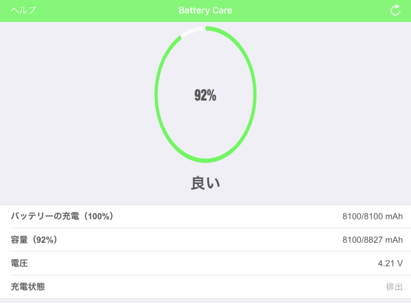 iPad Air_Battery Care