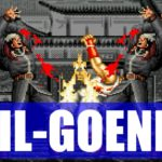 [邪悪] ゲーニッツ(EVIL-GOENITZ) - STREET FIGHTER II TURBO DASH PLUS SPECIAL LIMITED EDITION GOLD